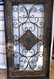 wrought iron wall art decor iron metal wall art pleasing rustic metal wall decor with gorgeous