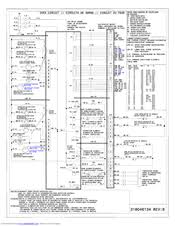 frigidaire fgetkf double electric wall oven manuals frigidaire fget3065kf 30 double electric wall oven wiring diagram 1 page