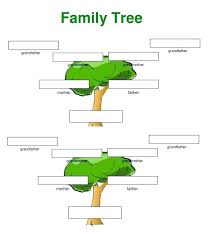 free family tree template editable free fillable family tree template homeish co