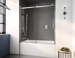 bed bath bathtub half glass door double sliding glass shower doors lasco shower doors frameless