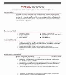 Career Focus In Resume. mortgage loan processor resume example independent  contractor