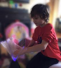 autism and sensory toys light up toy for sensory ement