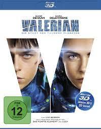 Valerian: Die Stadt der tausend Planeten - 3D-Version Film