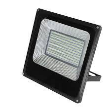 Security Lights Kenya 100w Waterproof 300 Led Flood Light White Light Spotlight Outdoor Lamp For Garden Yard Ac180 220v