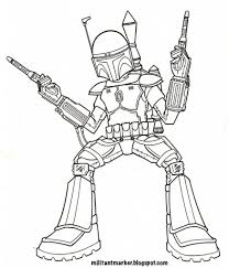 jango fett coloring page. Modren Jango Jango Fett  Coloring Pages For Kids And Adults Intended Page