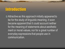 speech acts lecture ppt video online  3 introduction attractive