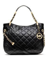 MICHAEL Michael Kors Medium Susannah Quilted Shoulder Bag &  Adamdwight.com