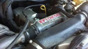 Toyota 4Runer LN130 Surf 2L T 2.4L Turbo Diesel 4Runner Engine Start ...