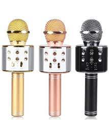 Kişiye Özel İsim Ve Mesaj Yazılabilir Bluetooth Mikrofon