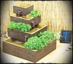 outdoor zen fountain home design solar water ideas for your garden i cool small fountains