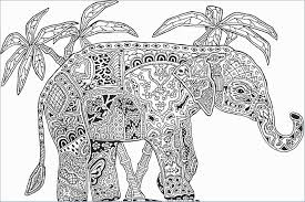 Mandala Animal Coloring Pages For Kids With Easy Mandala Coloring