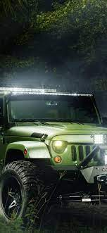 1242x2688 Jeep Led Headlight Iphone XS ...