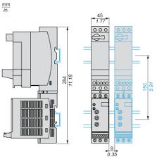 atsu01n209lt soft starter for asynchronous motor atsu01 9 a lub32 at Tesys U Wiring Diagram