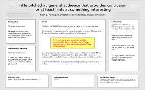 Poster Template Ppt Scientific Pptx Vertical Presentation