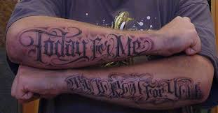 Fonts For Tattoos 70 Awesome Tattoo Fonts Designs Art And Design