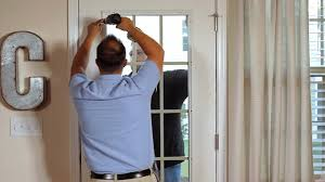 how to replace door glass with blinds between glass enclosed blinds how to install