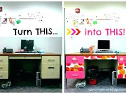 office cube decorating ideas. Decorating Ideas For Office Cubicle Desk Decor Decorations Which Bring Your Cool . Cube