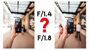 f/1.4 vs f/1.8: Can You Actually Tell the Difference?