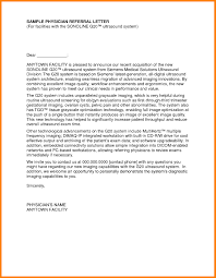 referal letters doctors letter template new sample medical referral letters hvac