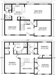 2 y house plans floor plan with