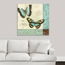 greatbigcanvas butterfly patchwork ii by great big canvas canvas wall art on great big canvas wall art with greatbigcanvas butterfly patchwork ii by great big canvas canvas