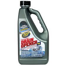 zep drain cleaner. ZEP 64 Oz. Professional Strength Drain Opener Zep Cleaner E