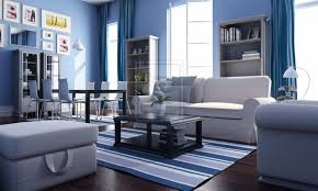 Living Room Blue Blue Living Room Decor And Furniture Color Zeevolve Accent Chairs