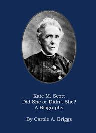 kate m scott history of