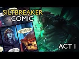 siltbreaker comic intro dota 2 multiplayer campaign youtube