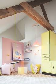 Kids Room: Wood Kids Swing For Room Divider - Swing Ideas