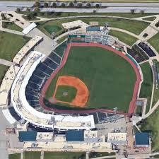 Arvest Ballpark In Springdale Ar Google Maps