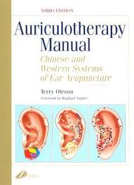 Auriculotherapy Chart Points Auriculotherapy Manual Chinese And Western Systems Of Ear
