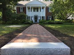 Brick Walkway Patterns Impressive Barrington Brick Walkway Project Herringbone Pattern YouTube