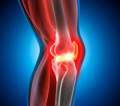 dor no joelho riscos