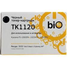 <b>Картридж BION TK-1120</b> Черный (Black) — купить, цена и ...