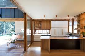 timber sliding stacker door
