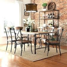 rustic industrial dining room table industrial dining table set luxury modern industrial dining chair impressive rustic