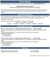 Executive Resume Format Interesting Free 28 Top Professional Resume Templates