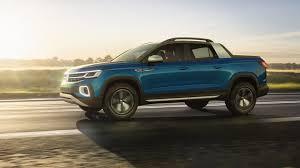 VW Tarok Pickup Truck Heads to NYC to Gauge Buyer Interest Ahead of ...