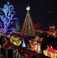 Christmas Lights Branson Mo Branson Mo At Christmas Time Is Truly Magical One Of Our