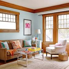 best paint colors with wood trimBHG Style Spotters