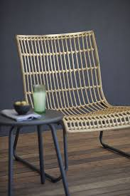 bamboo stacking chair outdoor chairs