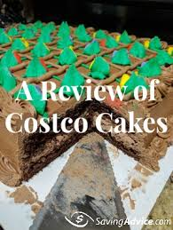 A Review of Costco Cakes