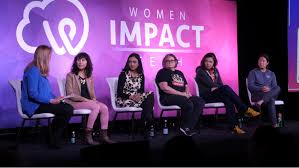 Karen Casella, Mada Seghete, Nancy Sun, Preeti Kaur, Sheila Santos, Tracy  Gosset-Stone | Integrating Inclusion in Tech · SlidesLive