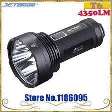 Đèn Pin JETBEAM T6 Ngoài Trời Đèn Pin LED 4350 Lumens Mạnh Đèn Pin Tự Vệ  Đèn Pin Đèn Pin Cao Cấp Đèn Led outdoor flashlight flashlight creecree xm-l  led - AliExpress