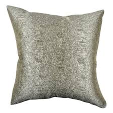 Designer Decorative Pillows For Couch Vesper Lane Paradise Bronze Designer Throw PillowMT100BZZ100I The 40