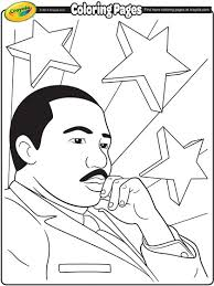 Small Picture Martin Luther King Jr Coloring Page crayolacom