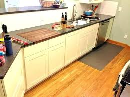 butcher board cutting kitchen block countertop cost