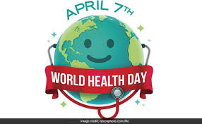 Health Fitness World Health Day 2018 10 Promises You Should Make To