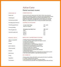40 Dental Assistant Resume Skills Business Opportunity Program Custom Dental Assistant Resume Skills